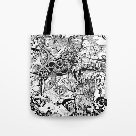 Destroyer Tote Bag