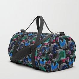 Geo Space Duffle Bag