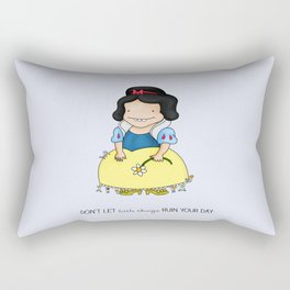 Little things Rectangular Pillow