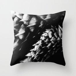 Reptillian LCD Throw Pillow