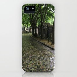 Avenue of the Dead iPhone Case