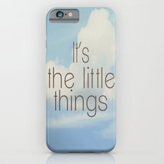 The Little Things iPhone 6s Slim Case