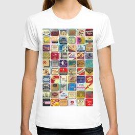 Antique Condoms T-shirt