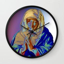 MOTHERmayI Wall Clock