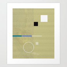 project 93 Art Print
