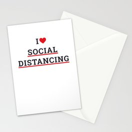 Social Distancing Gift Ideas Stationery Cards