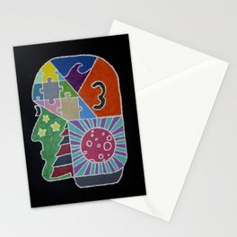 21st Century Dreaming Stationery Cards