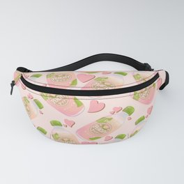 Peachy Drink Fanny Pack