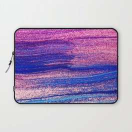 Glitter Everywhere Laptop Sleeve
