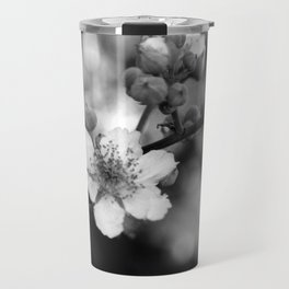 Blackberry Flower Travel Mug