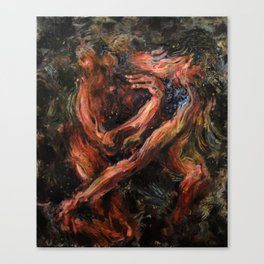 Nausea Canvas Print