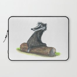 Badgers Date Laptop Sleeve