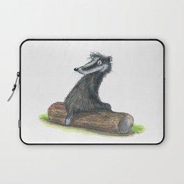 Badgers Date Laptop Sleeve