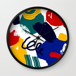abstraction vol.2 Wall Clock