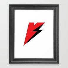Viral Status - Standard Framed Art Print