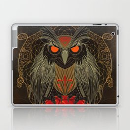 If you seek for diamonds and shiny stuff just look into owls eyes  Laptop & iPad Skin