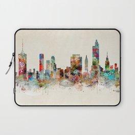 tulsa oklahoma skyline Laptop Sleeve