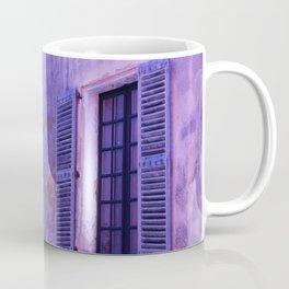 Ancient purple village Coffee Mug