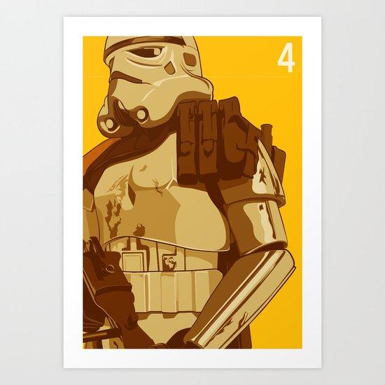 Episode 4 Art Print