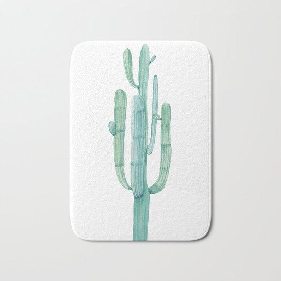 Cactus 1 Bath Mat