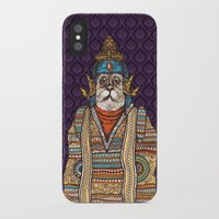 persian iPhone & iPod Cases featuring Persian by MR. VELA