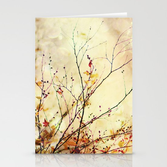 Autumnal Bliss  Stationery Cards