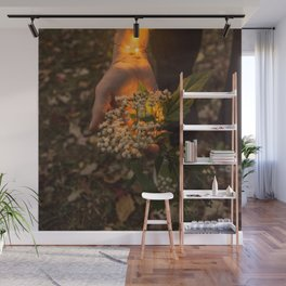 Mellow~Hearted Wall Mural