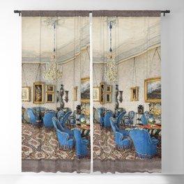 12,000pixel-500dpi - Franz Alt - A Salon in Vienna - Digital Remastered Edition Blackout Curtain