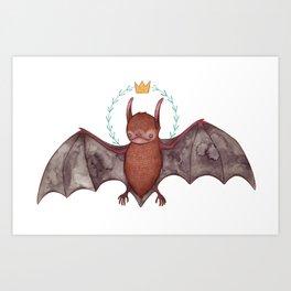 Bad Omens - Bat Art Print
