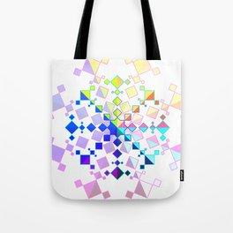 Kaleidoscopic Pride Tote Bag