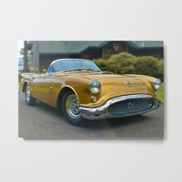 1954 Olds F-88 No. 2 Metal Print