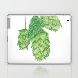 Beer Hop Flowers Laptop & iPad Skin