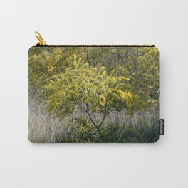Flowering Acacia Tree Carry-All Pouch