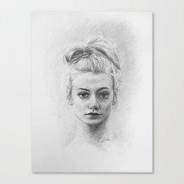 Serenity's Composure Canvas Print