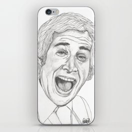 Chevy Chase iPhone Skin