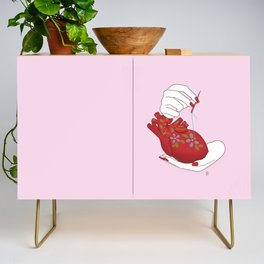 Heart - ( care for your soul ) Credenza