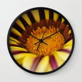 bicolor  Wall Clock
