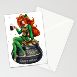 St. Patric's day Stationery Cards
