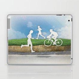 Get Outside Laptop & iPad Skin