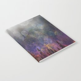 Four Seasons Forest Notebook