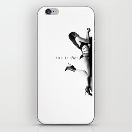 Free by Andrew iPhone Skin