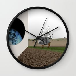 the truth is dead · expansion X Wall Clock