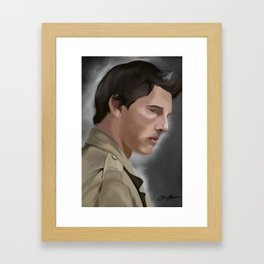 Nick Morton Framed Art Print