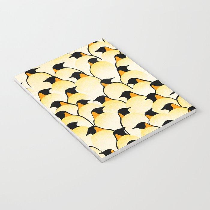 Penguins I Notebook