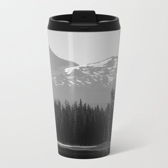 Lake Mist Metal Travel Mug