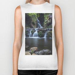 Elabana Falls in the Gold Coast Hinterlands Biker Tank