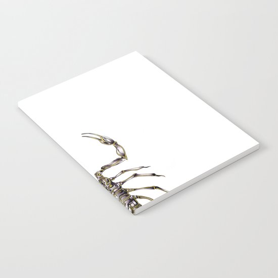 Scorpion's Kiss Notebook