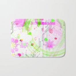 Digital Melon Bath Mat