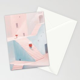 Post Box Stationery Cards