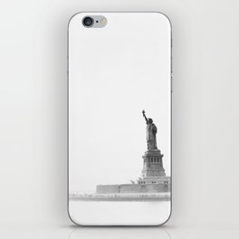 Statue of Liberty xc iPhone Skin